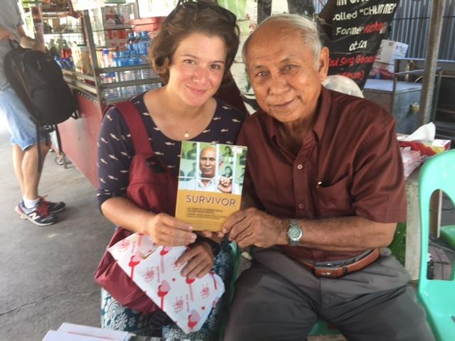 Cambodia S21 Survivor