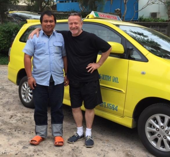 Dad - Bangkok Taxi man